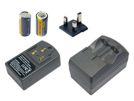 CR123A, DL123A, CR2 CANON Battery Charger