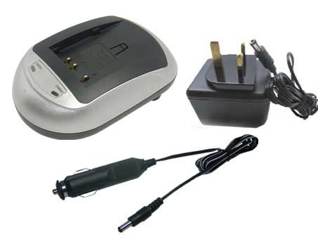 Replacement Battery Charger fit for JVC BN-VF707U