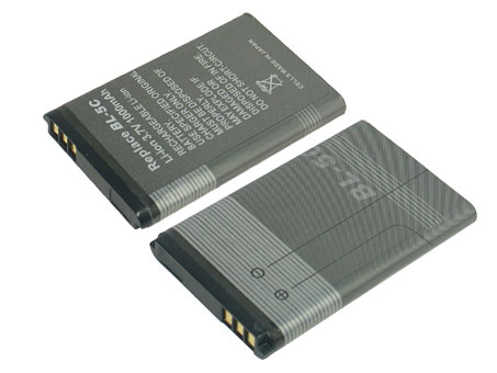 BL-5C, BL-5CA, BR-5C NOKIA Mobile Phone Battery