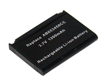AB653450CC SAMSUNG Mobile Phone Battery