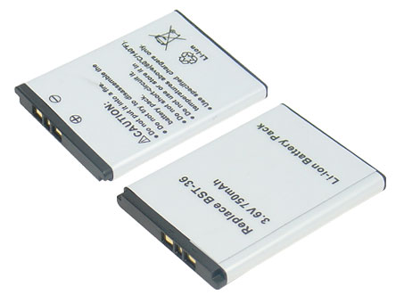 BST-36 SONY ERICSSON Mobile Phone Battery