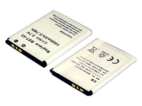 BST-43 SONY ERICSSON Mobile Phone Battery