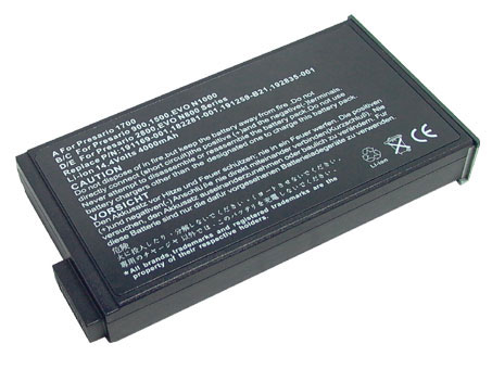 345037-001, HSTNN-IB04 HP Laptop Battery