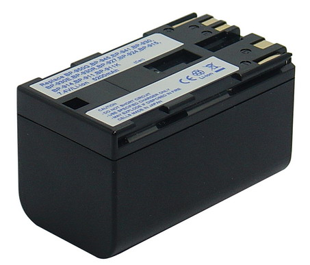BP-915, BP-911, BP-930 CANON Camcorder Battery