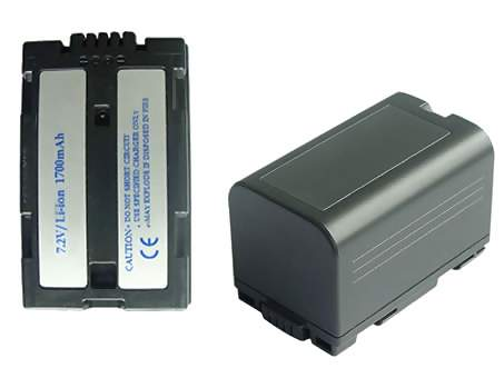 PANASONIC CGR-D16S Camcorder Battery